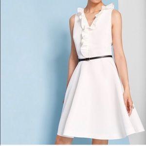 🌼TED BAKER 🌼 QWINN White Dress NWT